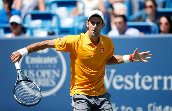 Novak Pulls Out Of Cincinnati Due To Injury Novak Djokovic