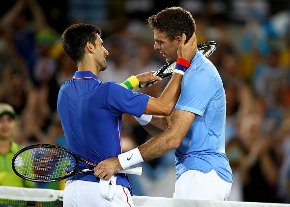 Poraz Novaka u 1. kolu Olimpijskih igara od sjajnog Del Potra