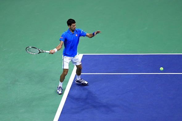 Veseli predao meč bez borbe, Novak u trećem kolu US Opena