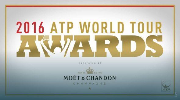 ATP World Tour nagrade 2016: Fanovi biraju igrača godine!