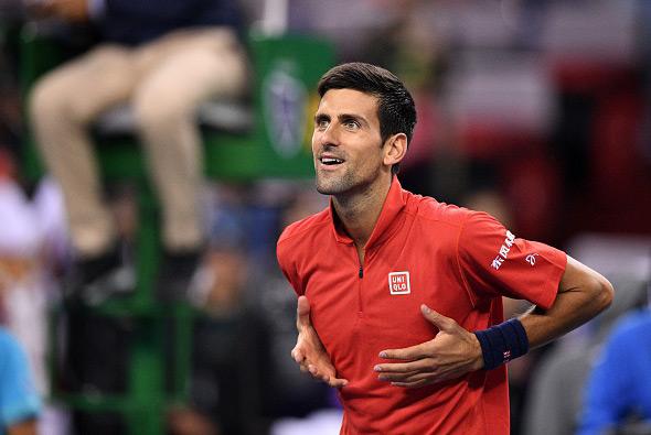 Novak se pobedom vratio na teren