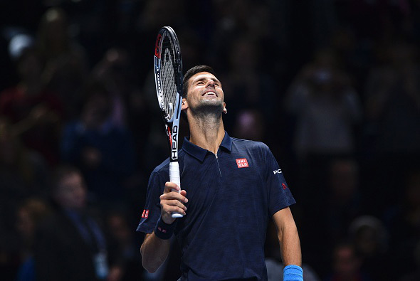 Impresivni Novak furiozno do finala Masters kupa!