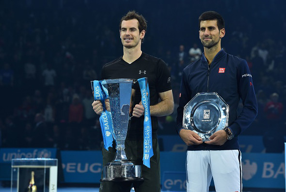 Novak bez titule u Londonu i prvog mesta na ATP listi
