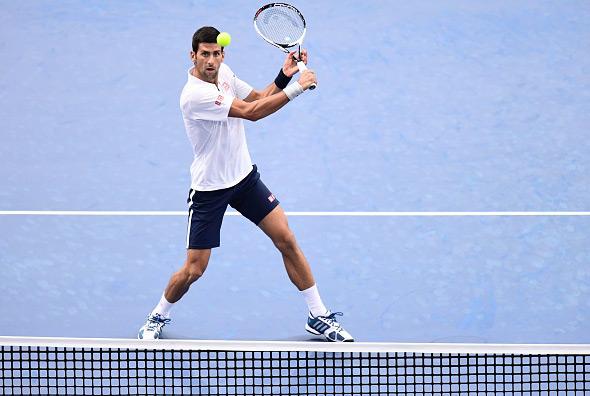 Uspešan start Novaka u Parizu