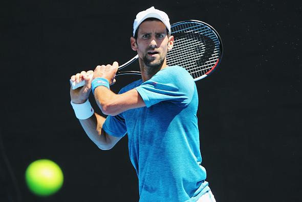 Australijen Open: Nole protiv Verdaska počinje pohod na sedmu titulu