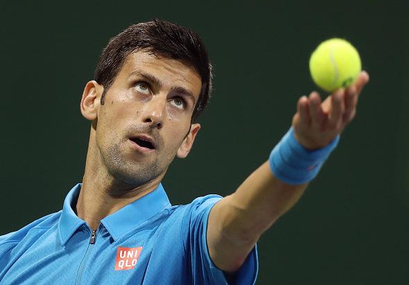 Trijumf Novaka u prvom meču u 2017.