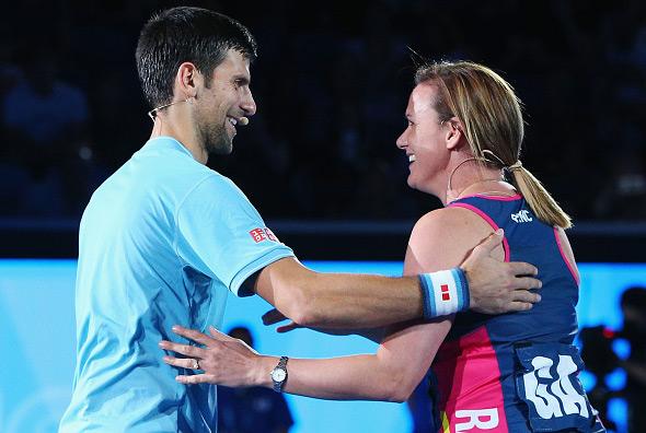 Novak održao humanitarni događaj u Melburnu za pomoć deci Srbije
