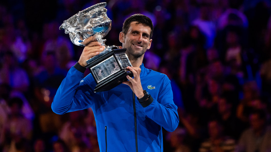 Nole Rewrites Tennis History With Seventh Australian Open Title Novak Djokovic
