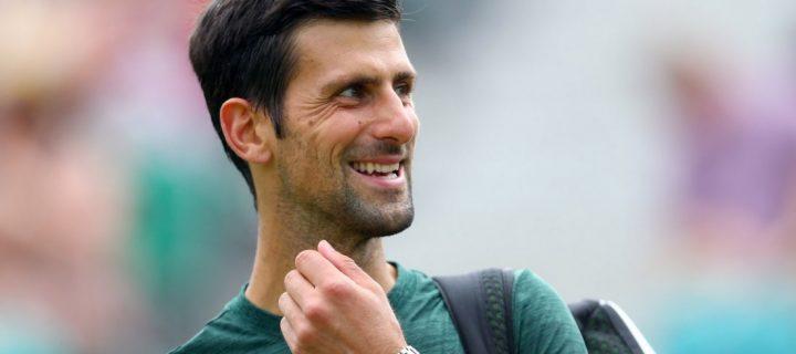 Events – Novak Djokovic