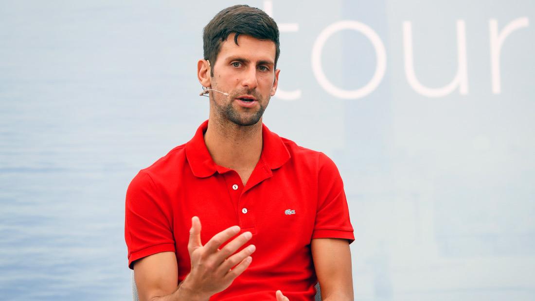 Novak Djokovic Statement – Novak Djokovic