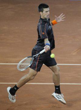 Madrid 2011 @en – Novak Djokovic