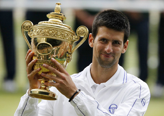 Dreams Come True Nole Crowned Wimbledon Champion Novak Djokovic